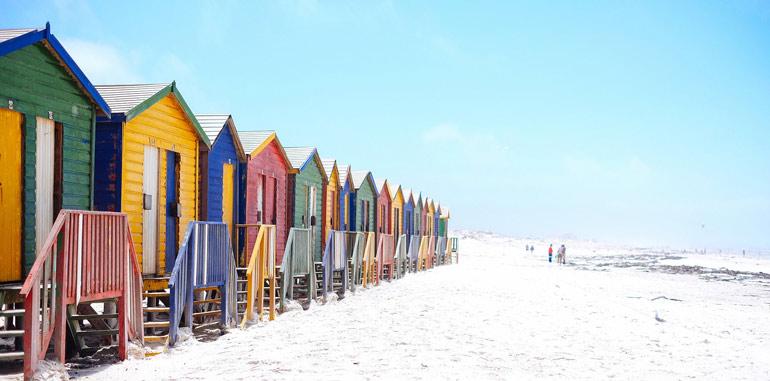 Enjoy you vacation at Colourful huts